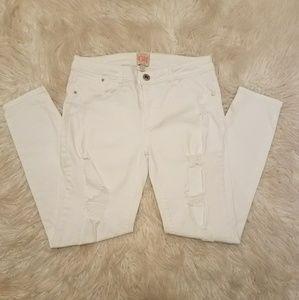 White Gianni Bini Jeans